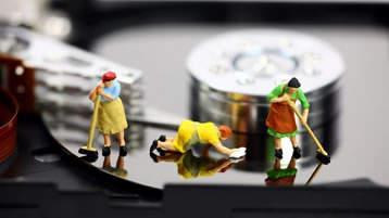 bilgisayar virüs temizliği